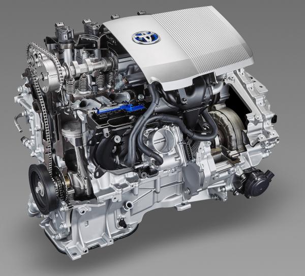 Toyota details powertrain advances in Gen4 Prius