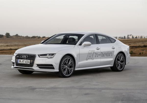 Audi highlights its range of electrification efforts