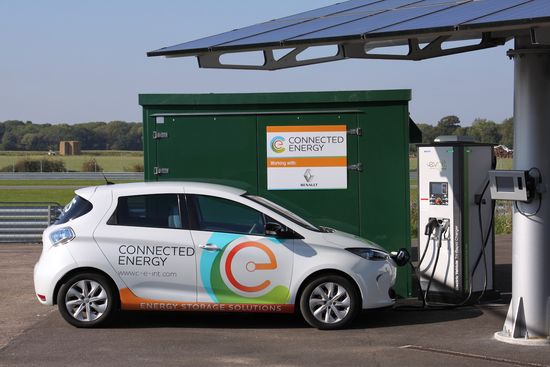Connected Energy and Renault to collaborate on energy