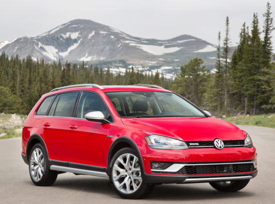 Volkswagen's Golf Alltrack challenges the Subaru Outback