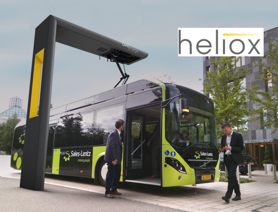 Heliox Volvo Bus concept OppCharge