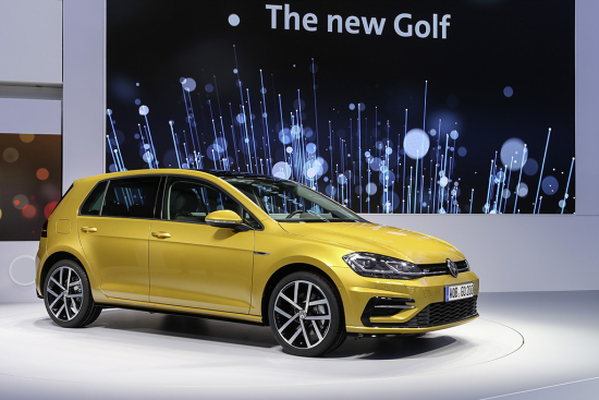 Golf Touch has unveiled the design of the new Infotainment system