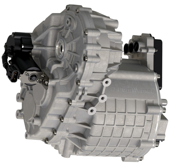 BorgWarner Launches Its First Integrated Electric Drive