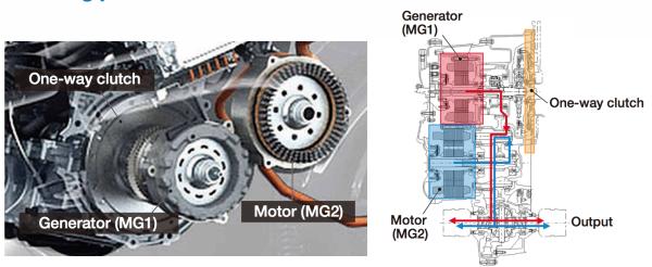 toyota unveils  tnga based engines  transmissions  improved hybrid systems deployment