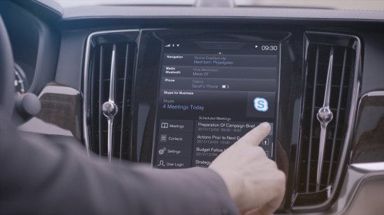 201913_Join_Skype_for_Business_meeting_in_a_Volvo_car
