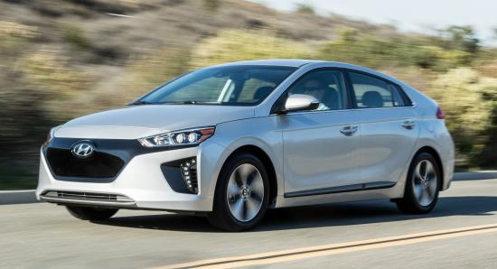 2017 Hyundai Ioniq EV (4)
