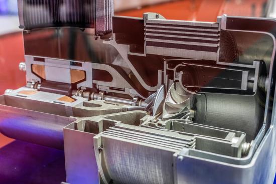 正道微型涡轮发电机增程器2