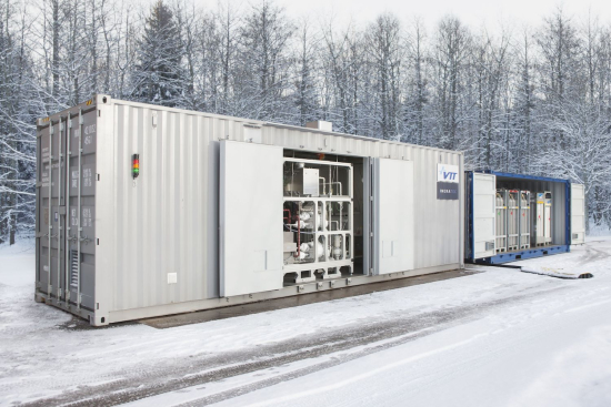 2017_103_Power to Liquid 200 Liter Sprit aus Solarstrom und dem Kohlenstoffdioxid der Umgebungsluft