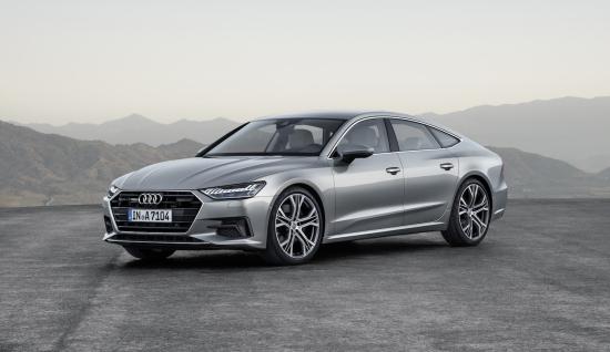 New Audi A7 Sportback Features Mild Hybrid System As Standard V6s