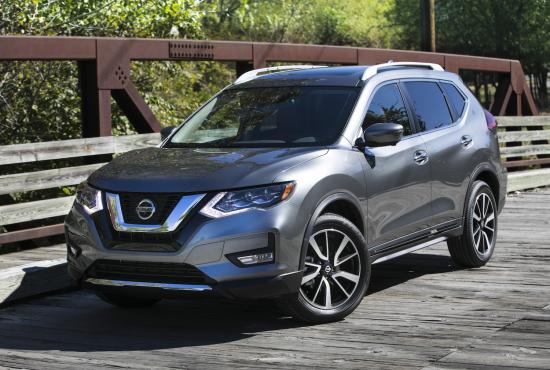 Nissan Propilot Assist Technology Makes Us Debut On 2018 Rogue Green Car Congress