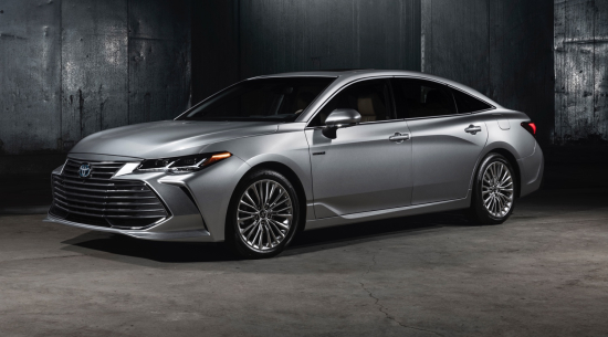 Tnga Based 2019 Toyota Avalon Features New Hybrid System Green Car