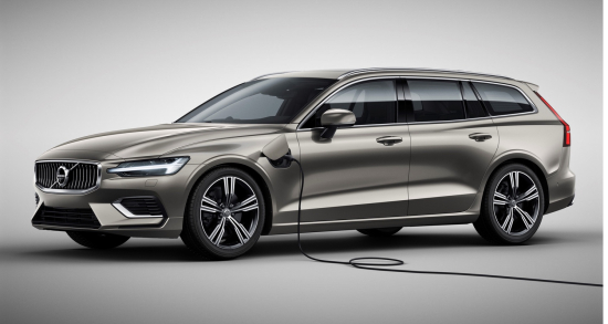 Volvo Reveals New V60 Wagon With Two Plug In Hybrid Variants 340 Hp Or 390