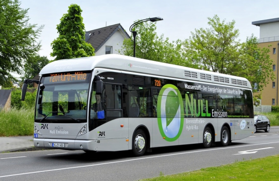 Van Hool Bus >> Van Hool To Build 40 Hydrogen Buses For Cologne And Wuppertal