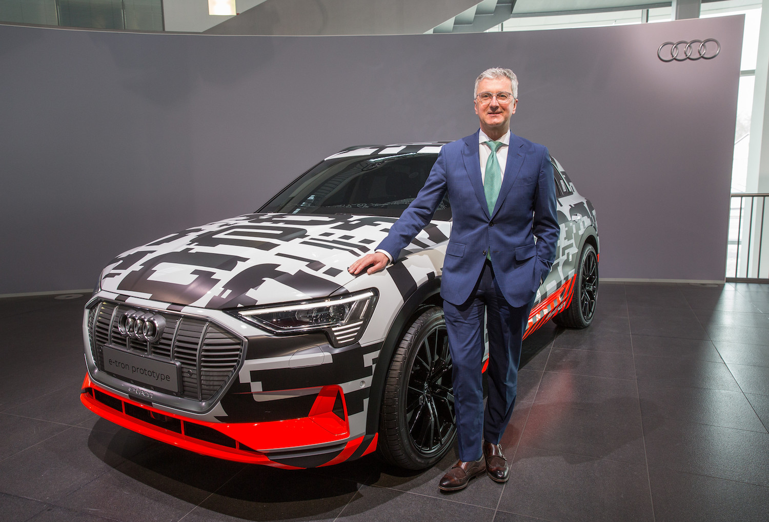Audi Prices E Tron Starting At 80 000 New Audi Sport E Tron Gt