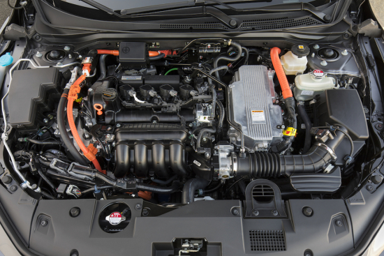 In Normal Mode The Insight Is Capable Of All Electric Driving For Short Distances Roughly A Mile Unlike Competing Systems Honda S Two Motor Hybrid