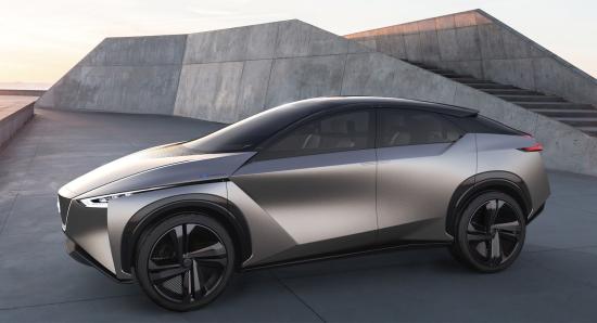 426220320_Nissan IMx KURO concept vehicle exterior