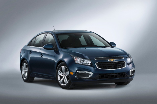 Chevy's Cruze Diesel: a compact diesel contender in the US