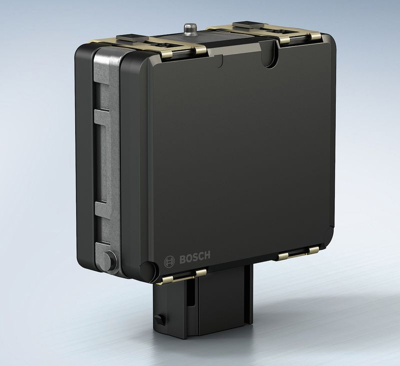 Bosch mid-range radar enters series production for rear-end application