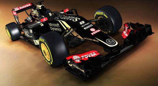 Lotus F1 Team presents E23 Hybrid for 2015; Mercedes power unit
