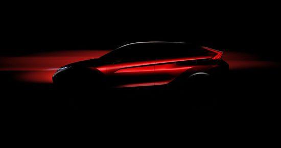 Mitsubishi to show compact SUV PHEV concept at Geneva