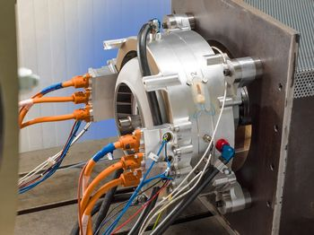 Siemens Develops New Low Weight High Power Electric Motor