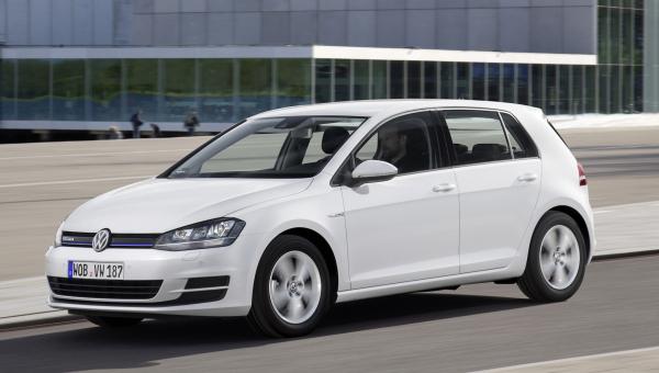 Volkswagen introduces new 1L, 3-cylinder gasoline Golf