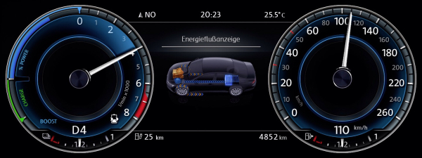 Volkswagen Launches New Passat Gte Plug In Hybrid In