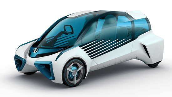 Toyota to unveil new fuel cell vehicle concept; focus on distributed generation as well as transportation