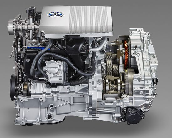 Toyota Details Powertrain Advances In Gen4 Prius