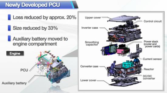 2016 Toyota Prius Pcu Click To Enlarge