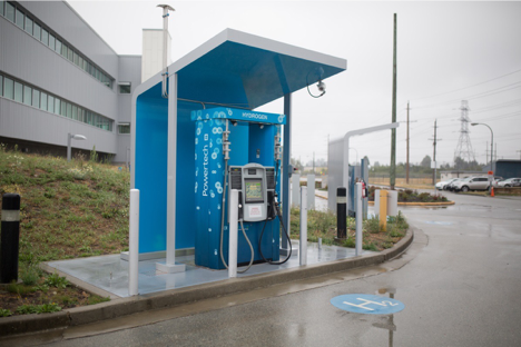 Green Car Congress Powertechs H2 fueling station increases