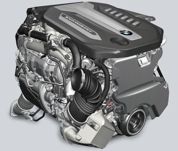 BMW Introducing New Quad-turbo 6-cylinder Diesel In 7