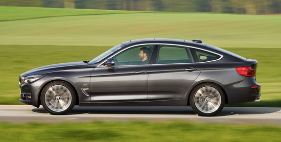 New bmw 3 series gran turismo improves fuel economy by up to 14 p90220386highresbmw 3 series gran tu freerunsca Image collections