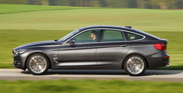 new bmw 3 series gran turismo improves fuel economy by up. Black Bedroom Furniture Sets. Home Design Ideas