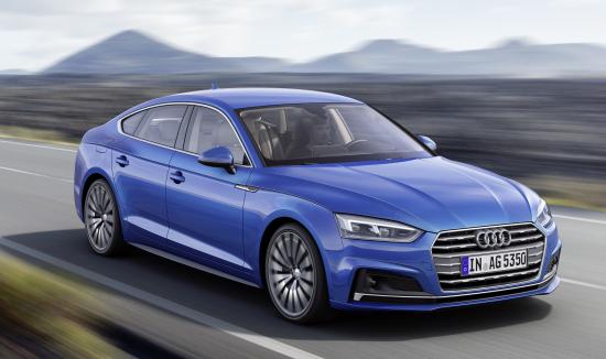 Gen 2 Audi A5 Sportback Available As Bivalent G Tron Audi E Gas