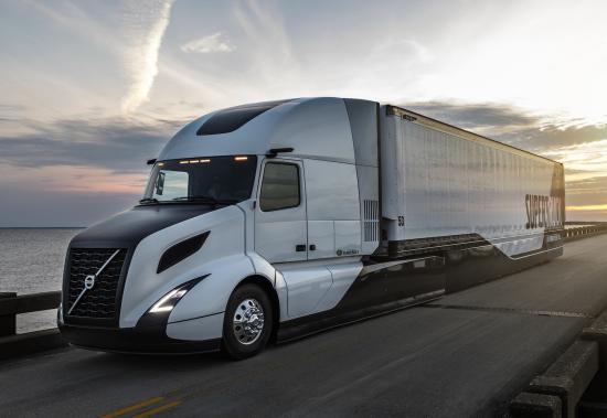 Volvo Trucks Supertruck Demonstrator Improves Freight Efficiency By