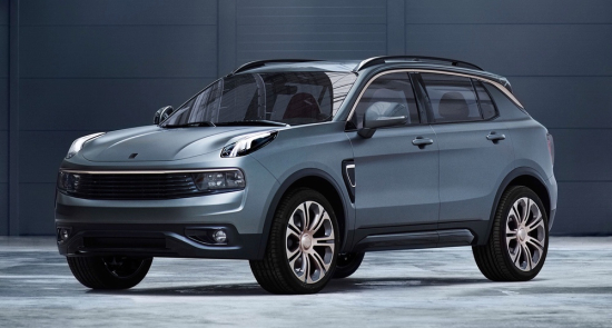Geely Launches Lynk Co A New Electrified And Connected