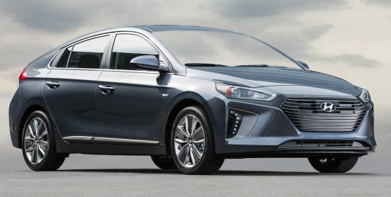 2017 Hyundai Ioniq Hybrid (87)