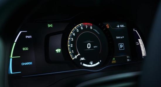 2017 Hyundai Ioniq Hybrid (77)