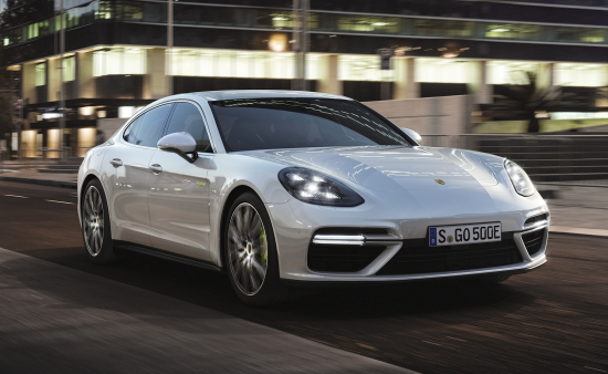 New Turbo S E-Hybrid PHEV to be the flagship model in the Panamera