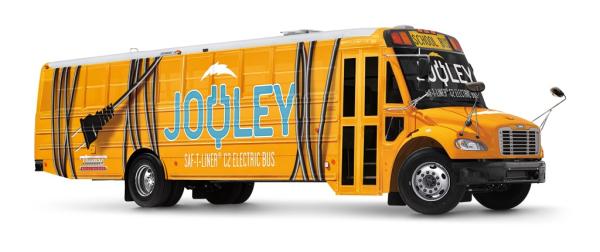 Daimler, Blue Bird, IC Bus introduce electric school buses