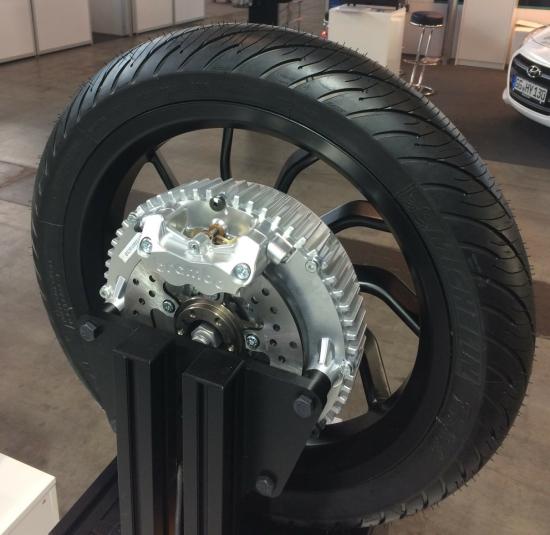 In-wheels