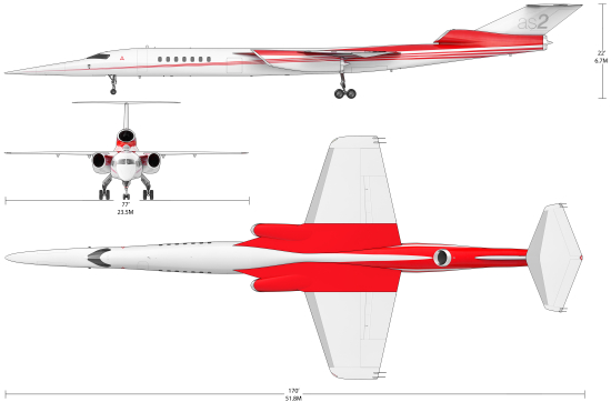 Aerion and Lockheed Martin partner to develop first supersonic business jet