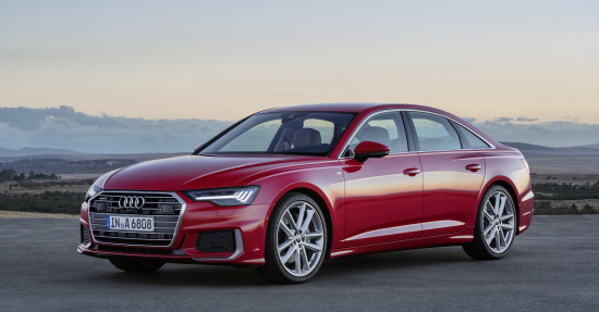 New 8th-generation Audi A6 features 48V mild hybrid system as