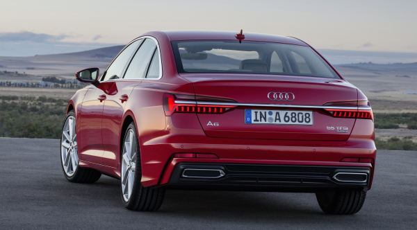 New 8th-generation Audi A6 features 48V mild hybrid system