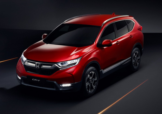 126969_Honda To Unveil The All New CR V At The Geneva Motor Show