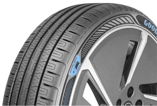 Goodyear develops new tire technology to optimize EV