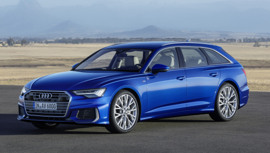 Audi Continues Rollout Of Standard 48v Mild Hybrid System With New