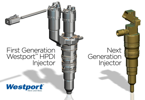 Westport updates HPDI 2 0 dual fuel system with new Delphi