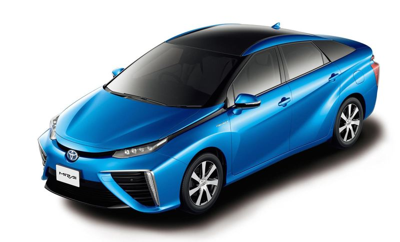 Toyota to invest ~$165M to triple Japan production capacity for Mirai FCV